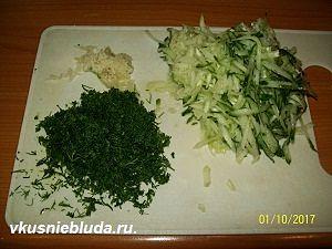 зелень чеснок огурцы