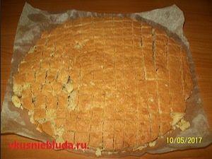 бисквит для торта пломбир