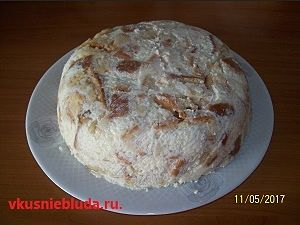 готовим торт пломбир