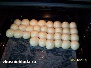 рецепт булочки с чесноком