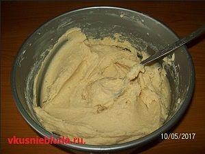 тесто торт пломбир