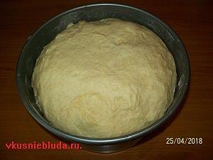 творожные пирожки тесто