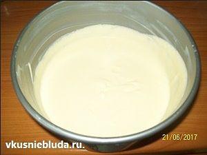 крем сливочный тирамису