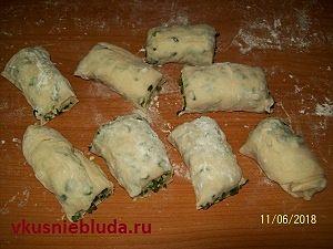 хлебцы рецепт