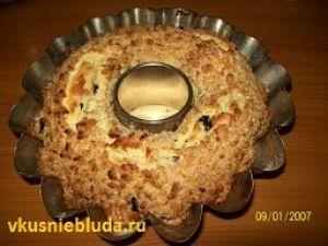 кекс с голубикой рецепт