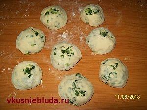 рецепт хлебцы