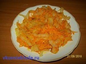овощи для печёночных оладушек