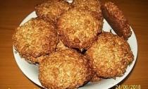 печенье овсяное с семечками
