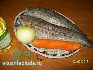рецепт рыба аргентина