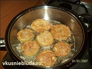 фаршированные кабачки рецепт