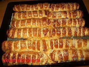 рецепт пирожки в духовке