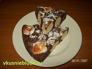 рецепт вкусный пирог с творогом