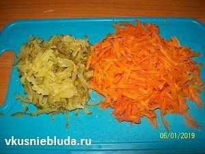 огурцы маринованные морковка