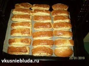 рецепт печенье с творогом