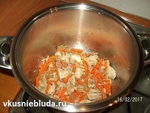 рецепт суп с гречневыми клёцками
