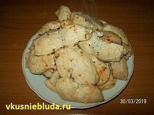 куриное филе для шаурмы