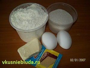 ингредиенты пирог с персиками