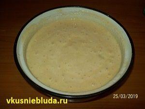 тесто на йогурте для кекса
