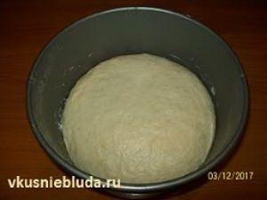 дрожжевое тесто для итальянского печенья