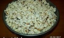 как приготовить попкорн дома