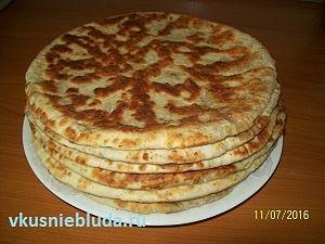 пирожки на сыворотке с капустой