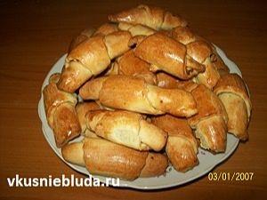 приготовить печенье с орехами
