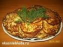 Вкусные оладьи из кабачков.