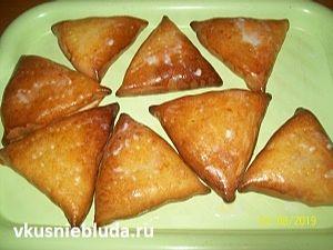 пирожки с капустой рецепт