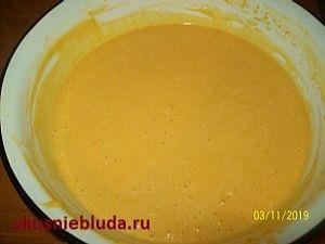 рецепт тесто с тыквой