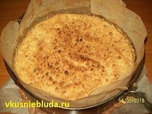 выпекаем деревенский пирог