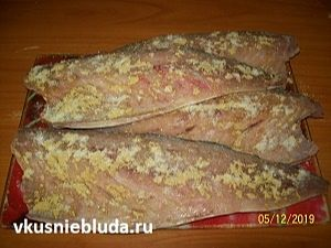рыбное филе для балыка