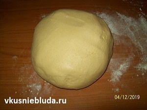 тесто торт паутинка