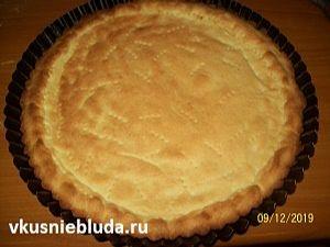 основа для пирога с хурмой