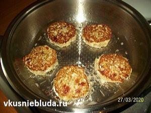 оладушки с брокколи рецепт