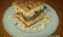 вкусный пирог с орехами