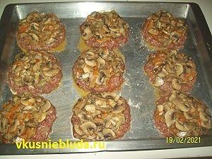 готовим бифштексы в духовке
