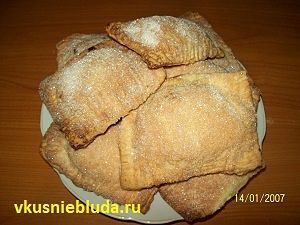 приготовить печенье с творогом