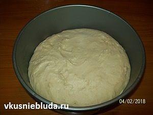 тесто для пирога с сыром