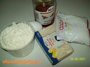 торт цифра ингредиенты